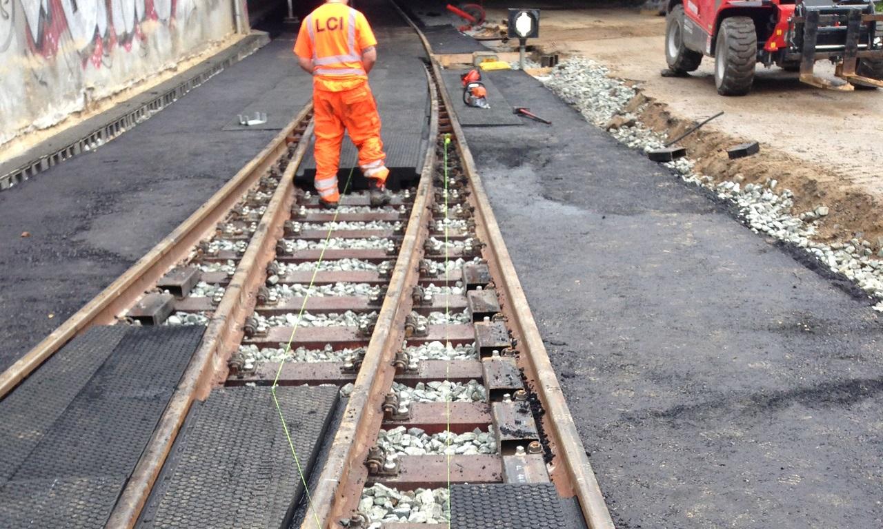 Installation of Rosehill RRAP panels