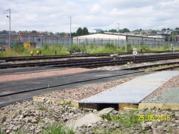 Road Rail Access Point, Newport