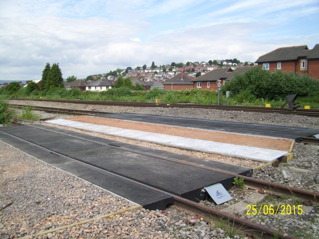 East Usk Yard RRAP