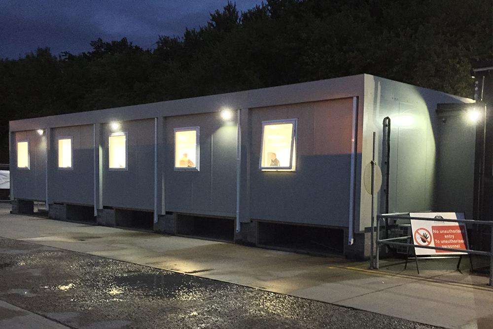 Office Cabin at Stoke Gifford, Bristol