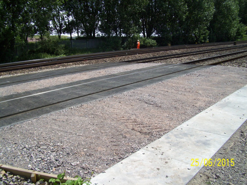 EBBW Junction – Road Rail Access Points