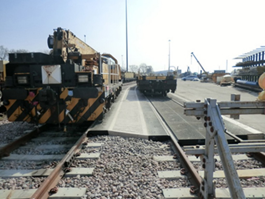 Installation of Level Crossing Panel
